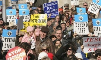 For more than a decade Mary Boyert and her office witnessed the participation of countless Catholics at the annual archdiocesan Mass for the Unborn and the memorial service for the unborn in front of the Georgia Capitol sponsored by Georgia Right to Life.